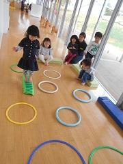2 歳児 運動 遊び