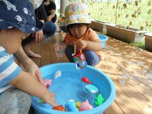水遊び (8)