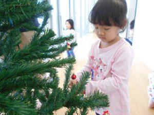 クリスマス飾りつけ (6)