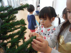 クリスマス飾りつけ (8)