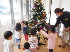 クリスマス飾りつけ (26)