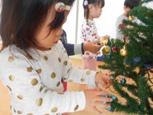 クリスマス飾りつけ (13)