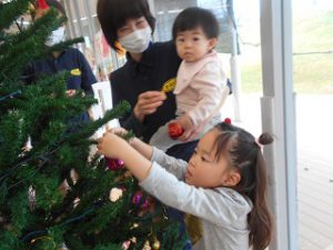 クリスマス飾りつけ (14)